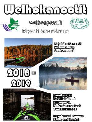 Welhonpesä kuvasto 2018-2019