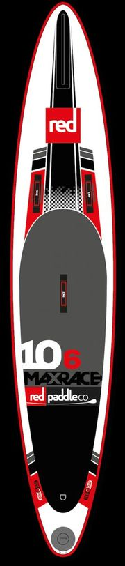 "Red 10'6"" MAX RACE"