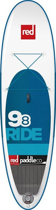 "Red RIDE 9'8"" x 31"" SUP"