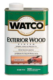 Watco Exterior Wood (Natural)